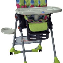 Graco 4 In One High Chair Leg Risers Chicco Polly 2 1 - Green/mutli Coloured Spots Theme | Newcastle, Tyne And Wear ...