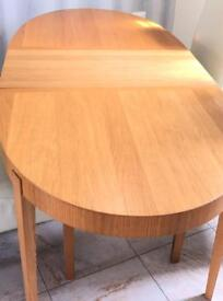 western kitchen table 30 undermount sink wooden dining for sale 65 ovno in woolwich london gumtree extendable seats 4 6or8