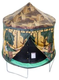 Trampoline Tent 10ft Jumpking Treehouse style | in Fareham ...