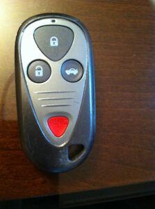Acura Tl Tsx Smart Keyless Entry Remote Key Fob  Ebay