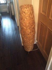 B&Q WOVEN FLOOR LAMP | in Swinton, Manchester | Gumtree