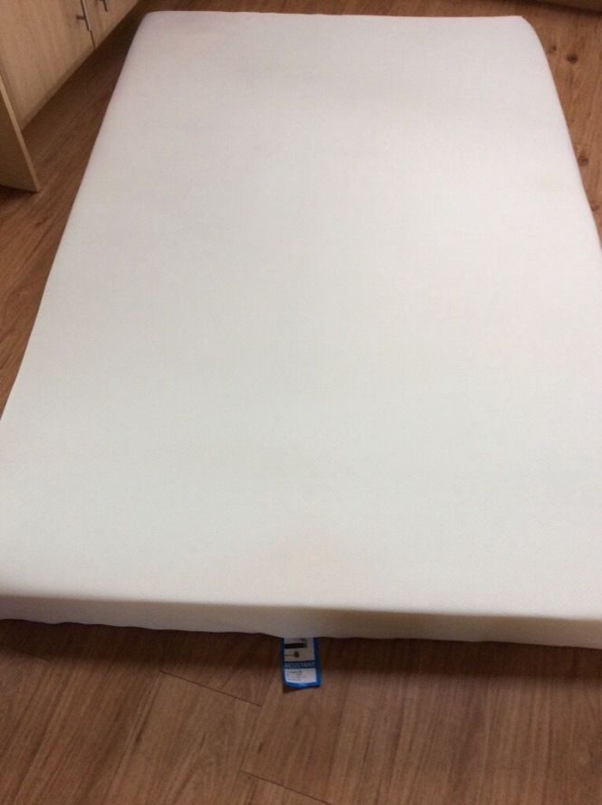 5 Memory Foam Mattress Topper For Small Double Bed 4