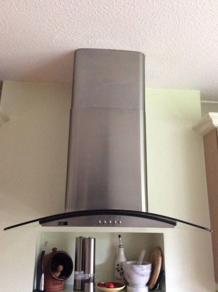 Kitchen hob extractor fan and light  in Ipswich Suffolk