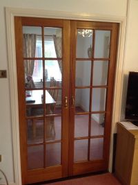 Internal French Doors (10 Panel x 2)