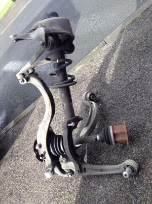 2012 Audi A4 b8 front suspension | in Bishop Auckland, County Durham | Gumtree