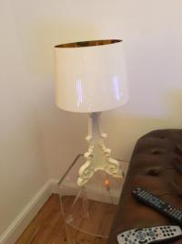 Kartell Bourgie table lamp | in Greenwich, London | Gumtree