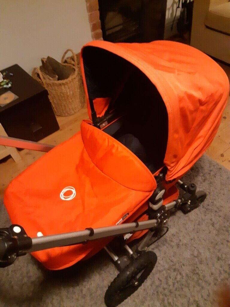 Welp Bugaboo Buggy Frog | Bugaboo Pushchair Wheelboard No Seat In Se22 JM-21