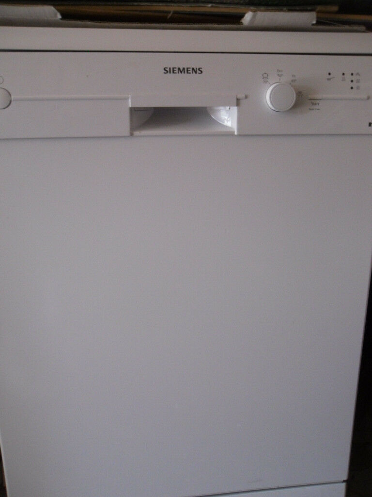 Siemens Geschirrspüler Sn536s01ge Siemens Teilintegrierbarer