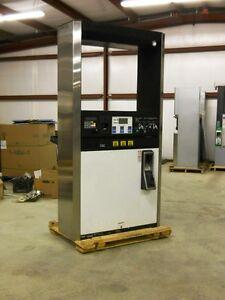 Dresser Wayne 3V 590 Gas Pump Fuel Dispenser with Card Reader  eBay