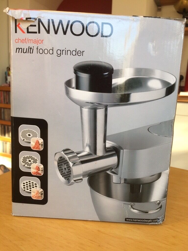 kitchen aid meat grinder attachment new cost kenwood chef multi food a950 and ...