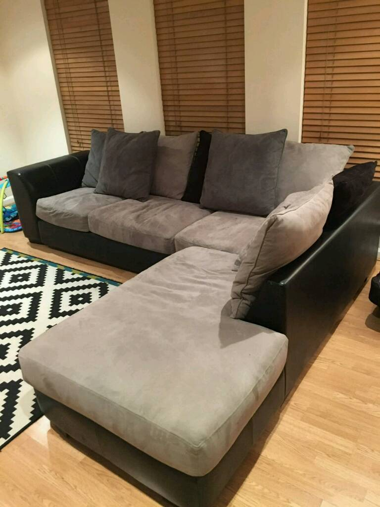 gumtree york sofas sofa turns into bunk bed harvey norman 'york' corner | in newtownabbey, county ...