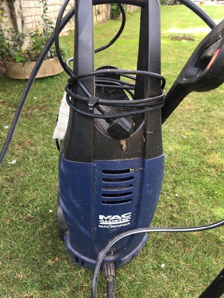 Mac Allister Mac360pwa Pressure Washer