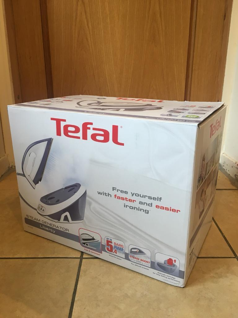 tefal liberty steam generator