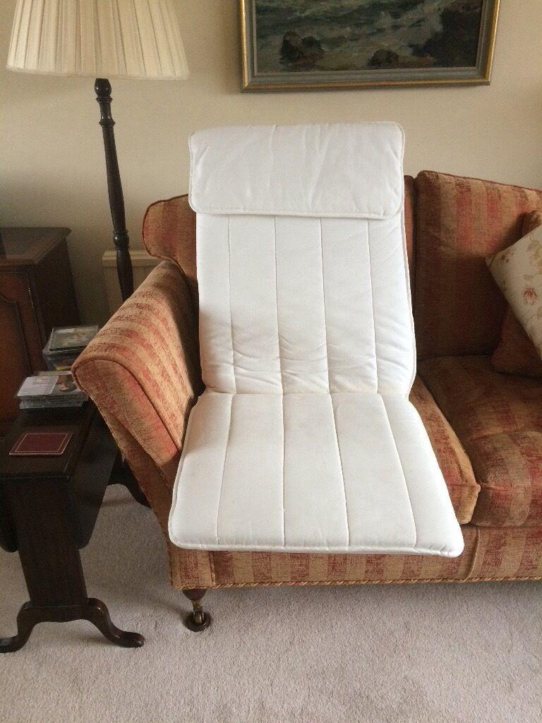 stressless recliner chairs uk lounge bean bag natural seat cushion for ikea poang chair | in barnton, edinburgh gumtree