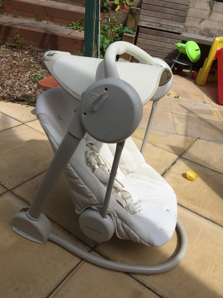 swing chair mamas and papas fisher price vibrating starlight in middleton manchester