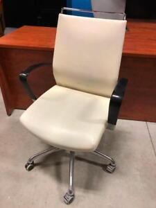 swivel chairs kijiji peterborough pool chaise lounge arm chair buy or sell recliners in area leather task fixed height 99