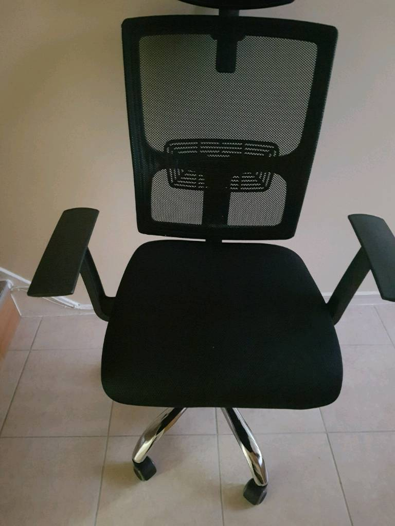 desk chair edmonton office chairs chicago in london gumtree