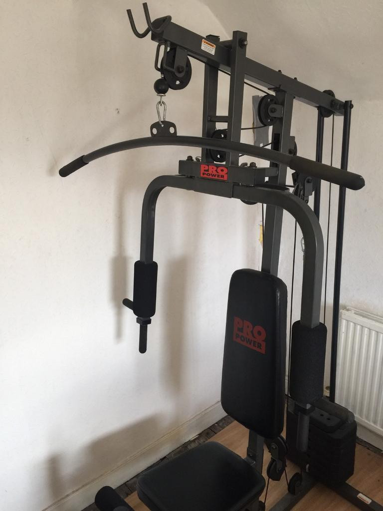 chair gym argos best chairs glider power pro multi in southport merseyside gumtree