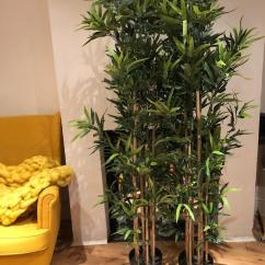 Ikea Kitchen Rug Carpet Sets Artificial Bamboo Plant (fejka) X4 | In Leytonstone ...