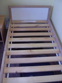 IKEA SULTAN LADE CHILDS BED WITHOUT MATTRESS SIZE 70X160 ...