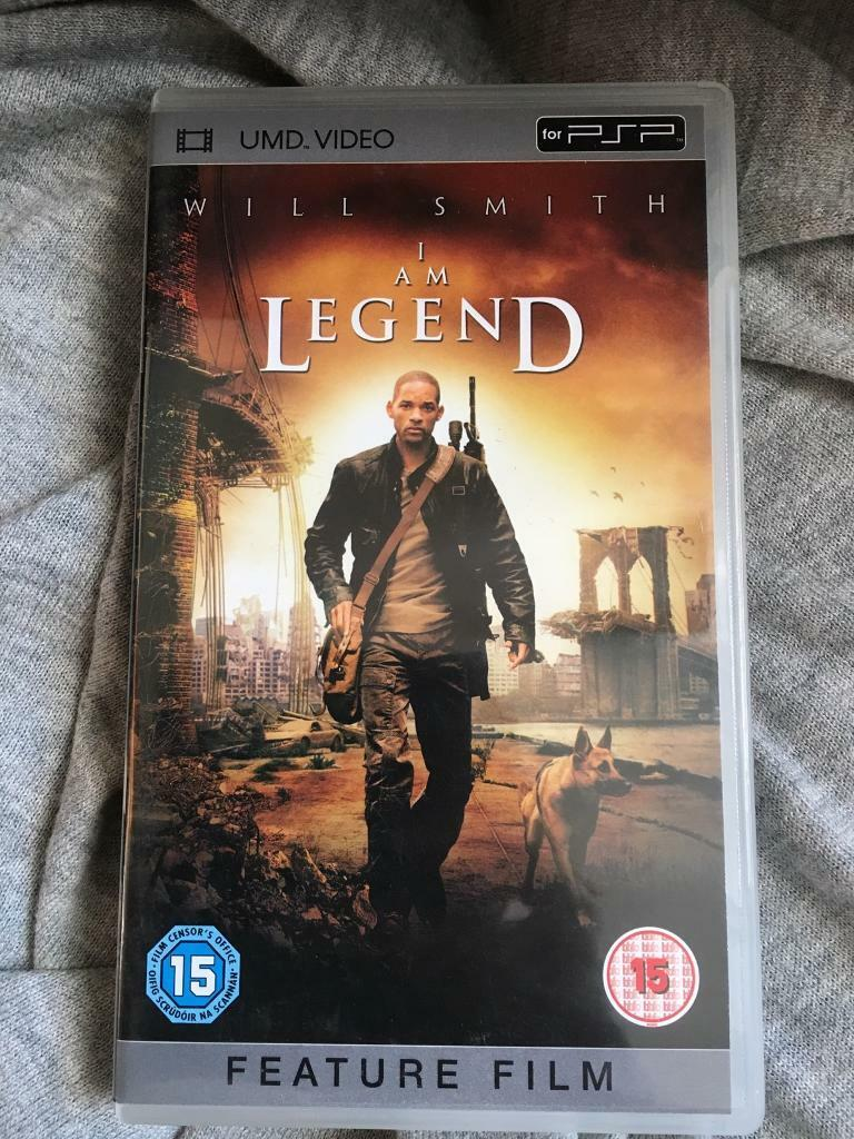 psp i am legend