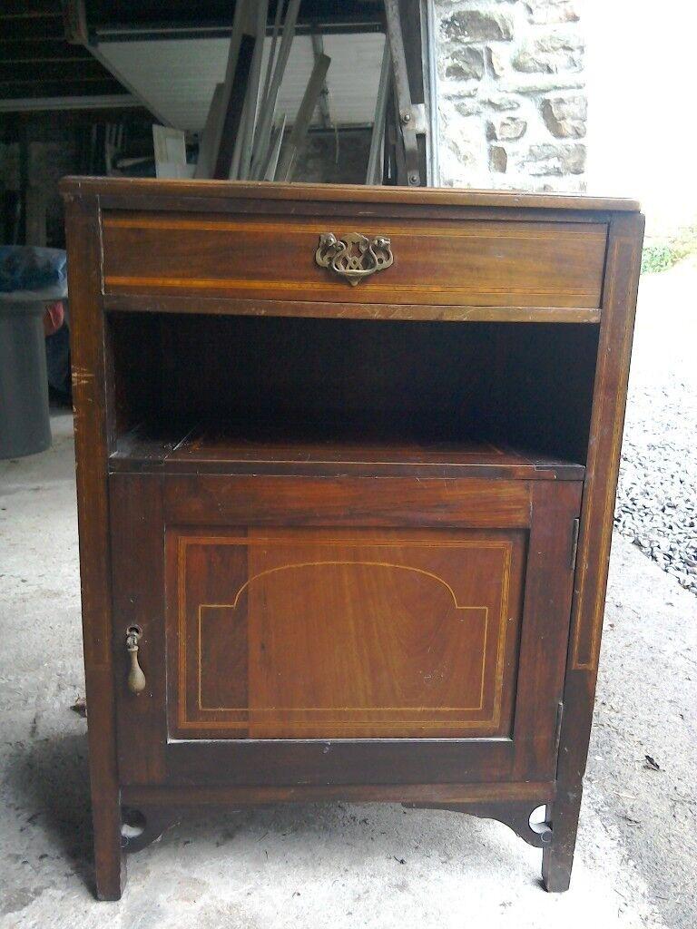 Antique Edwardian bedroom furniture  Complete Set  in
