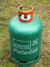 Calor 13kg BBQ BBQ GAS Gas Patio Gas Propane Gas Bottle M3
