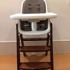 Oxo Tot Sprout Chair Best Big And Tall Beach Taupe Walnut In Richmond London Gumtree