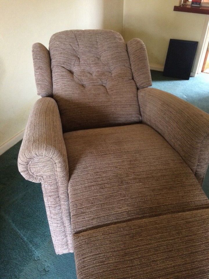 Hsl Recliner Chair Matching Sofa Daybed