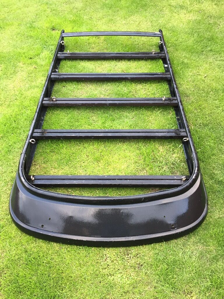 Land Rover Discovery 3 Expedition Roof Rack In