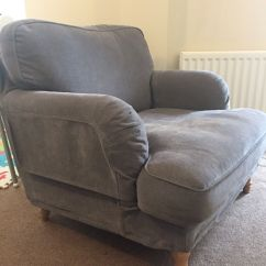 T Sofa Covers Design Within Reach Theatre Review Ikea Stocksund Armchair (and Matching Footstool) | In ...