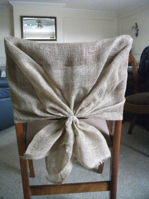 wedding chair covers yeovil sage green hessian cloth pieces made for to decorate cover chairs