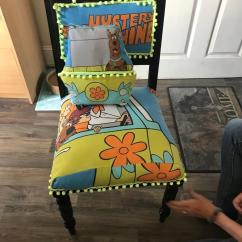 Scooby Doo Chair Black Metal Dining Chairs In Melton Mowbray Leicestershire Gumtree