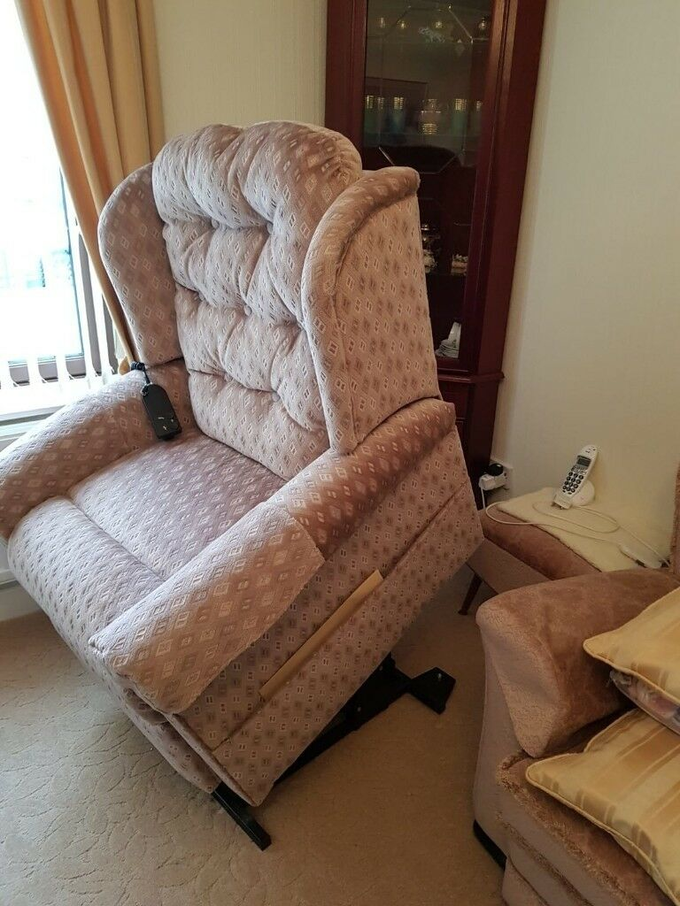 hsl chair accessories fishing heavy duty 2 x chairs 1 electric static in lanark south lanarkshire