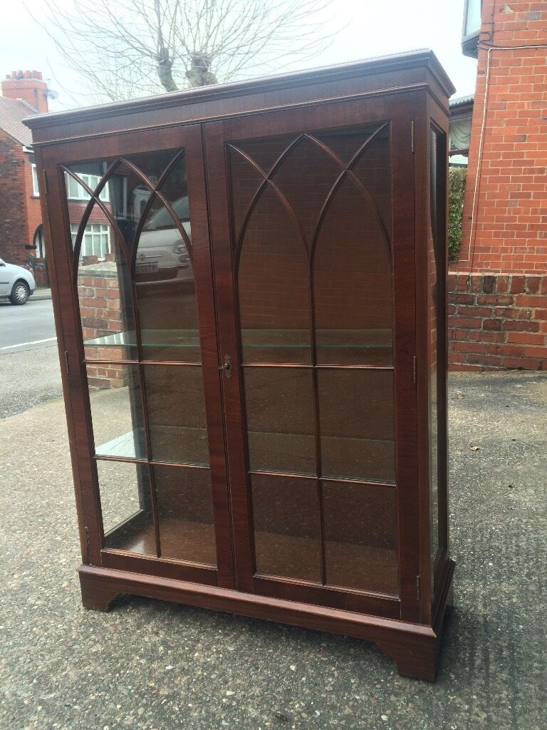 bedroom chair on gumtree human touch zero gravity vintage dark wood/glass display cabinet | in barnsley, south yorkshire