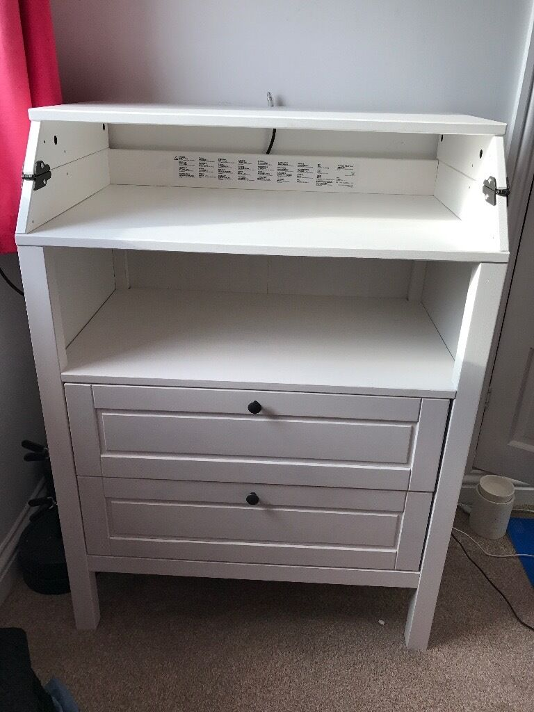Ikea SUNDVIK Baby changing unit  chest of drawers  in Dundee  Gumtree