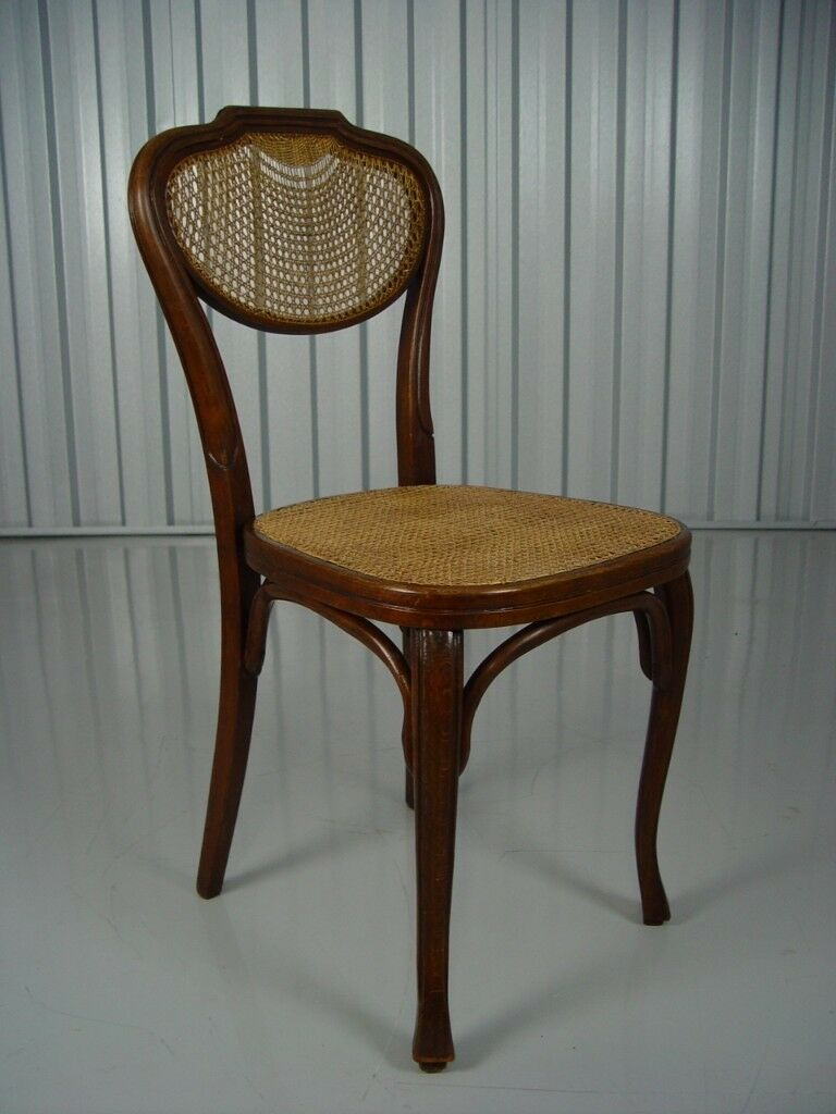 vintage wooden chairs royal rolling atlantic city j and kohn austrian bentwood chair 1914 retro furniture