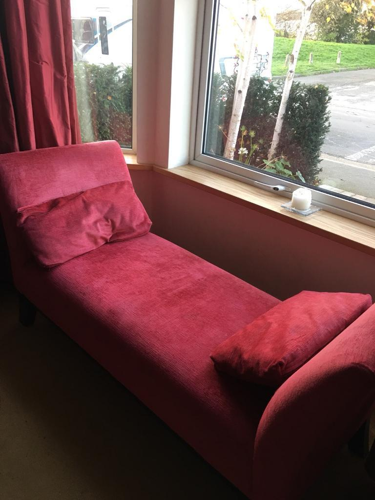 revolving chair gumtree stackable metal patio chairs reduced to £50 !!! laura ashley kidworth bench in cranberry | west bridgford, nottinghamshire ...