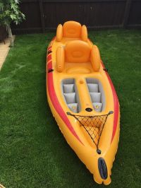 Coleman inflatable canoe | in Cambridge, Cambridgeshire ...