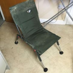 Fishing Chair With Adjustable Legs Lazy Boy Desk Sentinel In Loftus North Yorkshire