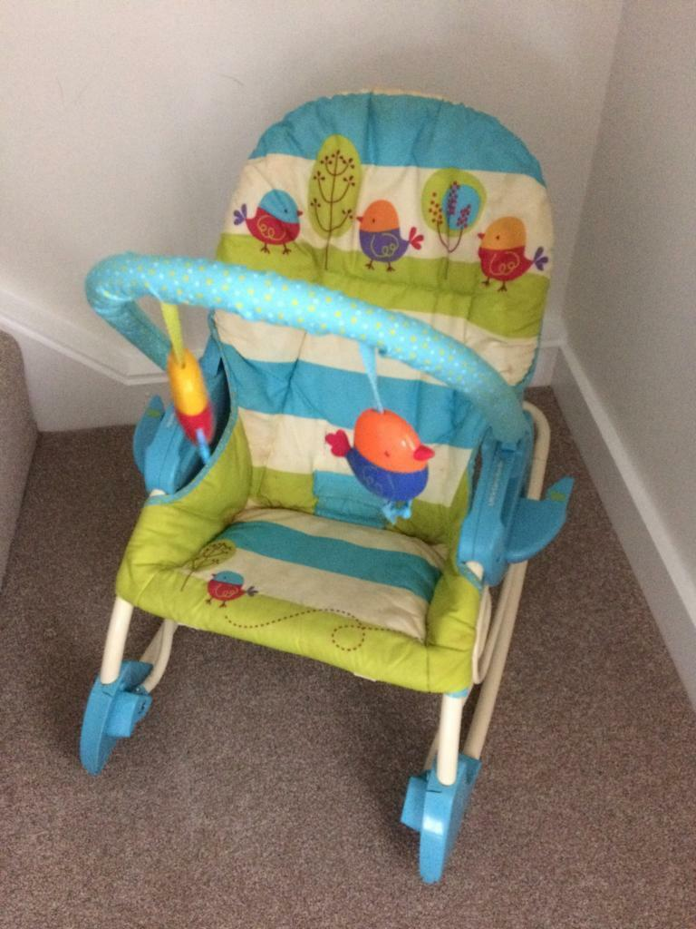 swing chair baby age adirondack chairs teak must go reduced fisher price 3 in 1 for and grows