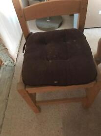 bedroom chair gumtree ferndown reclining chairs with ottomans stool ottoman seat in dorset pads