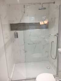 Porcelanosa Ceramic Marble effect wall tiles 900mm x 316 ...