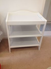 Kensington baby changing table/dresser with storage in ...