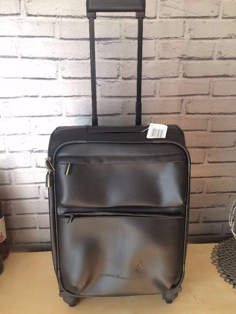 Carlton Vanity Case Excel Suitcase Foldable Cabin Trolley