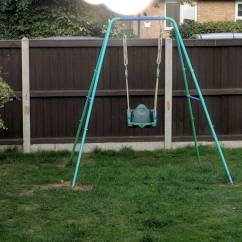 Swing Chair For 5 Year Old Green Adirondack Chairs Children Bargain In Norwich Norfolk Gumtree