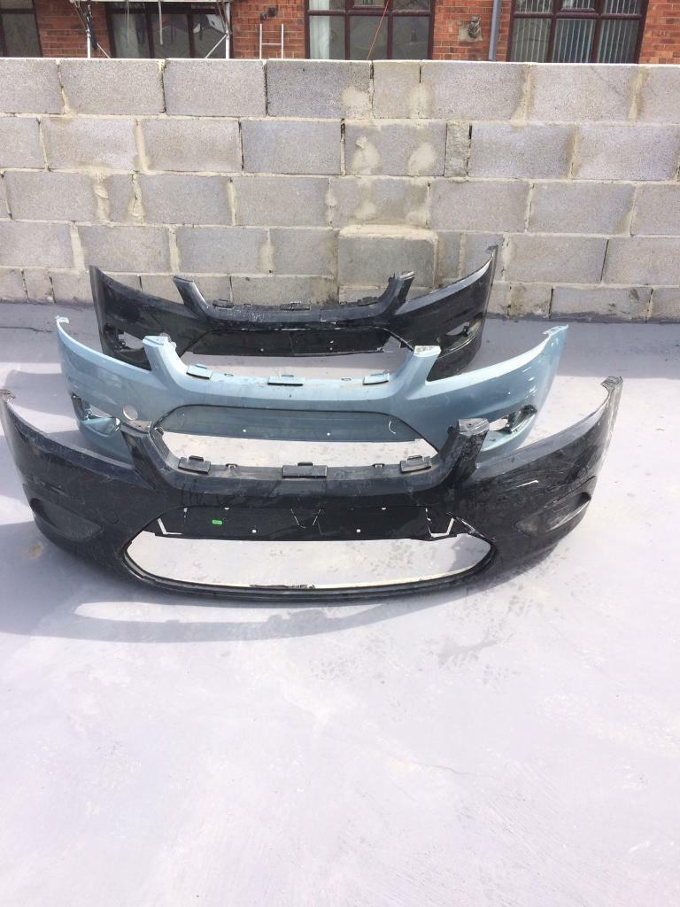 2008 Ford Focus Front Bumper : focus, front, bumper, Focus, Front, Bumper, Cover, Review