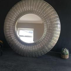Large Living Room Wall Mirrors Formal Rooms Houzz Round Moroccan Mirror | In Ipswich, Suffolk Gumtree