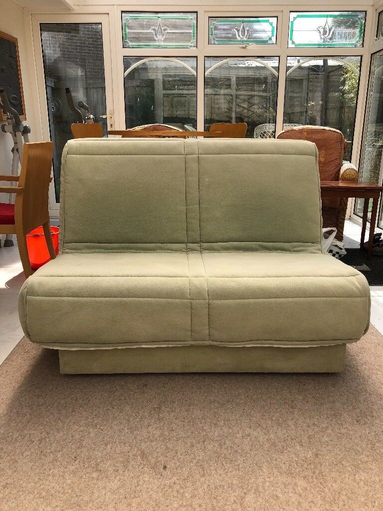Double Size Slumberland Sofa Bed Good Condition  in