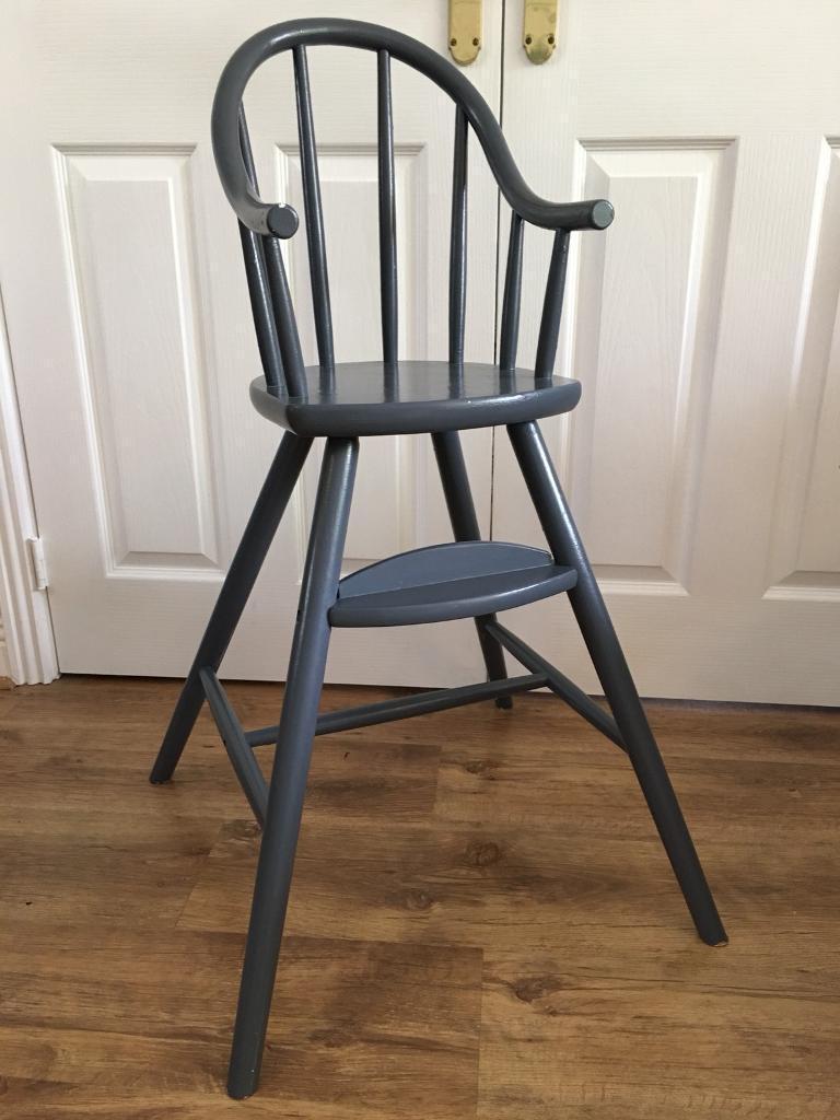 IKEA wooden high chair  Gulliver  in Coalville